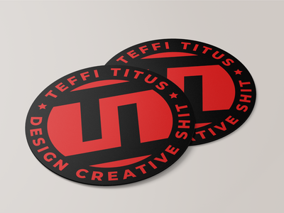 Teffi Titus Coaster Design logo playoffs sticker mule icons design logodesign branding graphic design icongraphy illustration