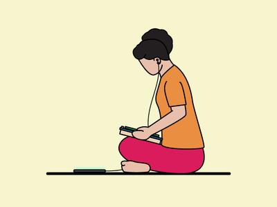 Studying icongraphy avatars character design graphic design illustration