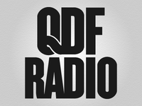 QDF Radio Logo #2