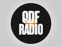 QDF Radio Logo #3