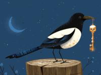Sneaky Bird