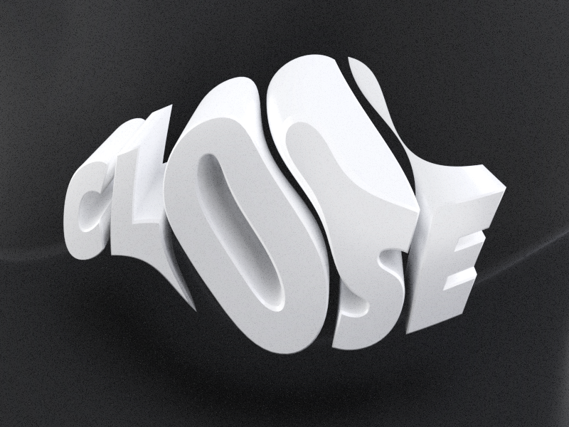 Close feedback type 3d