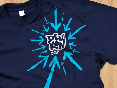 DevKon 2012 shirt t-shirt conference
