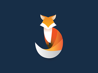 Fox - Animal Logo