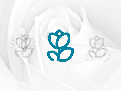 Biolovers - Logo Flowers vegan love lovers bio logo flower