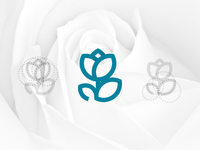 Biolovers - Logo Flowers