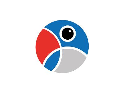 Parrot - Logo Animal animal logo parrot