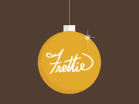 Frettie Holiday Email Graphic