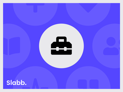 Tools Slabb Card tools icon launch