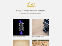 Frettie Latest Songs Email