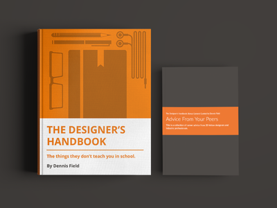 The Designer's Handbook Premium Package Cover Photo cover photo banner books