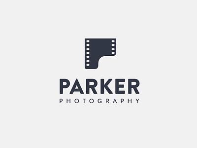 Parker Photography Logo film photography logo