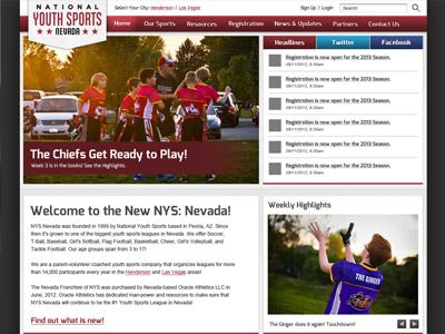 NYS: Nevada Homepage