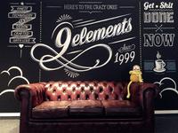 Chalkboard 9elements