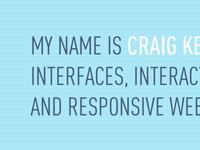 crgklr typography