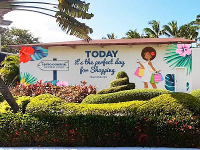 Mural Illustration mural design illustration graphicdesigner branding vector graphic design