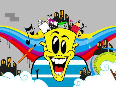 Illustration Character Design logo design image corporative illustration graphicdesigner branding vector graphic design