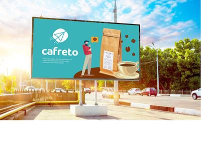 Billboard advertising logo design image corporative illustration graphicdesigner branding vector graphic design