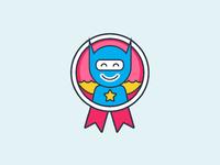 Hero Gameification Badge