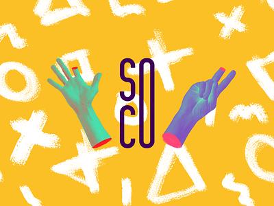 Estúdio Soco graphic design studio illustration design