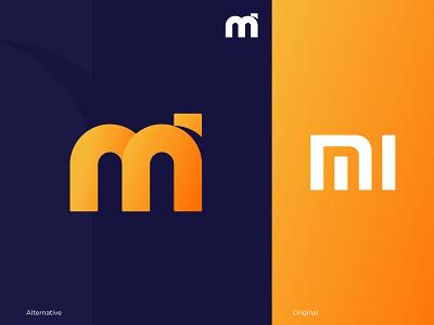 Xiaomi MI logo Redesign | Modern M Letter | Modern i Letter logos logo maker logo designer modern i letter modern m letter modern logo letter logo redesign logo xiaomi logo mi logo design vector brand identity design logo design logo graphic design branding identity branding