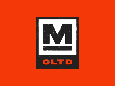 MIGHTY CULTURED design icon vector graphic design branding logo