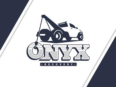 ONYX Recovery Branding illustrator graphic design vector graphic advertising logo design branding