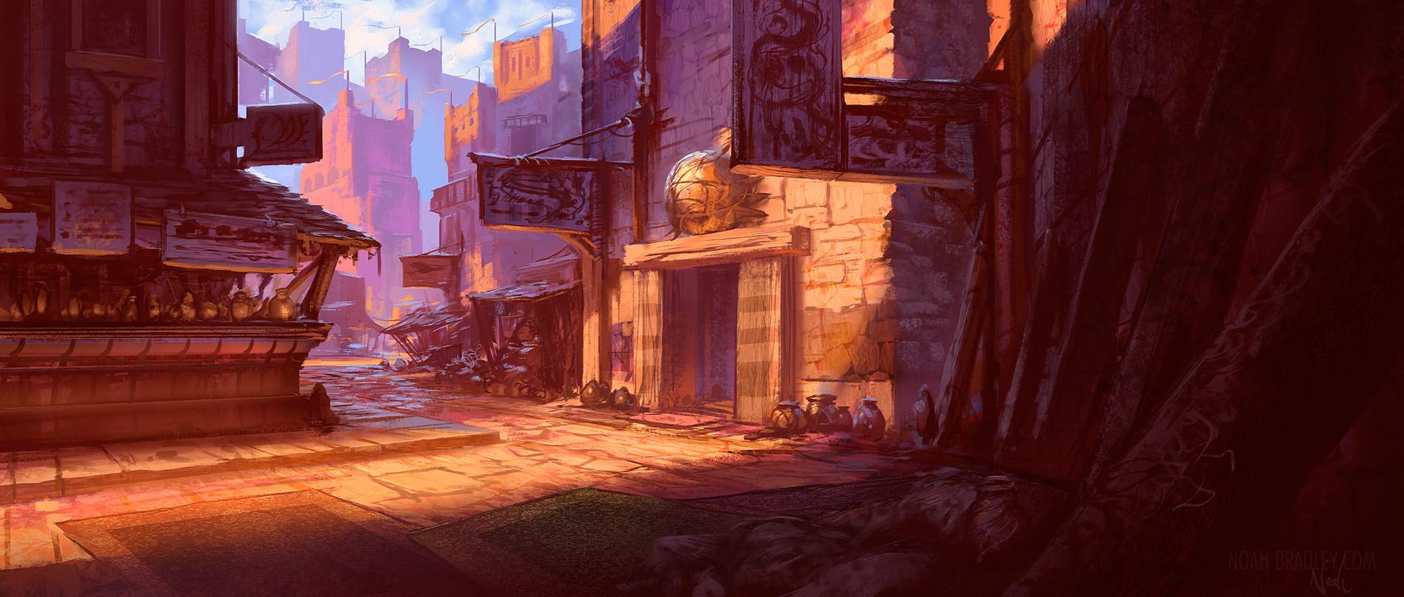 Noah bradley street concept