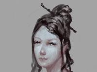 Noah bradley lady sketch3