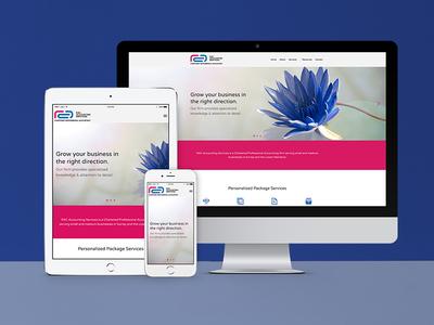 RAC Accounting Website