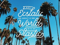 Get Ecstatic About A World With No Plastic