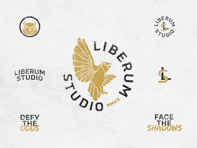 Liberum Studio Identity System | 2020