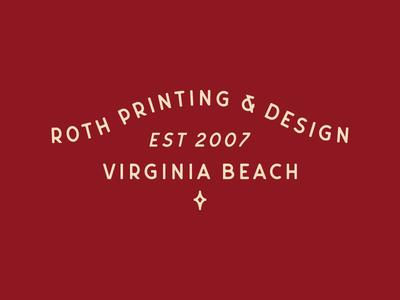 Roth Printing & Design Shirt Graphic