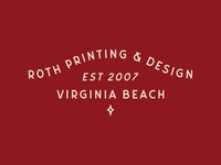 Roth Printing & Design Shirt Graphic