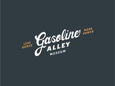 Gasoline Alley Museum rebrand museum gasoline
