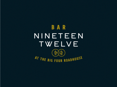 Bar Nineteen Twelve Logo