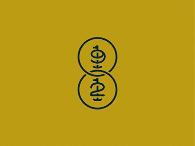 Bar Nineteen Twelve_Medallions kitchen bar restaurant blue gold numbers branding brand icon links medallion
