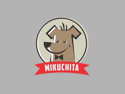 Logo for pet shop logo graphic design illustration