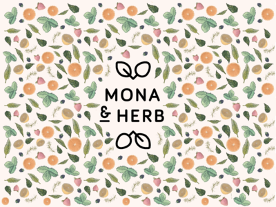 Pattern for MONA & HERB