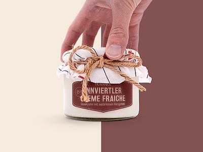 Höflmaier packaging food product branding packaging graphic design design label