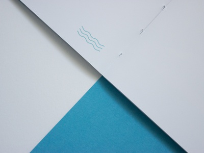 Whirlpool Catalogue minimal blue print design graphic design water pool design catalogue