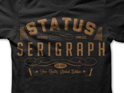Status t shirt