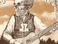 Bob Weir Solo Acoustic poster