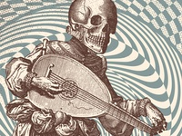 Bob Weir west coast tour poster