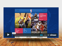 NBA.COM Concept - Project Video