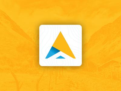 Hyke App logo branding icon app