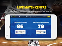 Live Sports Match Centre