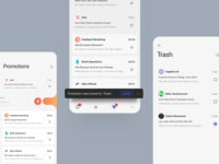 Heuristic Rule 03 - Mail Apps heuristics exploration experience interaction design uidesign ui ux
