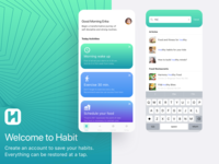 Heuristic Rule 05 - Habit Apps interactions interaction design interaction uidesign ux ui