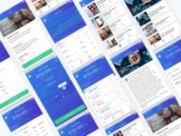 Invest App UI